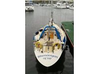 Sigma Sailing Yacht