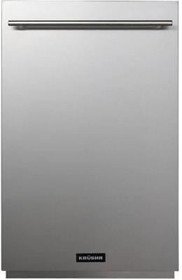 """Krushr K024DOOR 24"""" Door Panel For 24"""" Trash Compactor: Stainless Steel"""