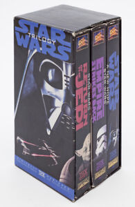 Star Wars videos-Trilogy and The Phantom Menace