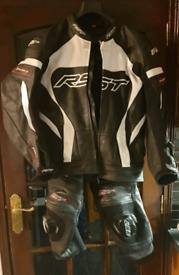 RST TracTech evo 2 piece suit