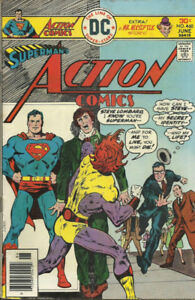 Comic - ACTION # 460  In good condition Pick-up in Newmarket