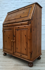 Ducal Victoria Pine Writing Bureau (DELIVERY AVAILABLE)