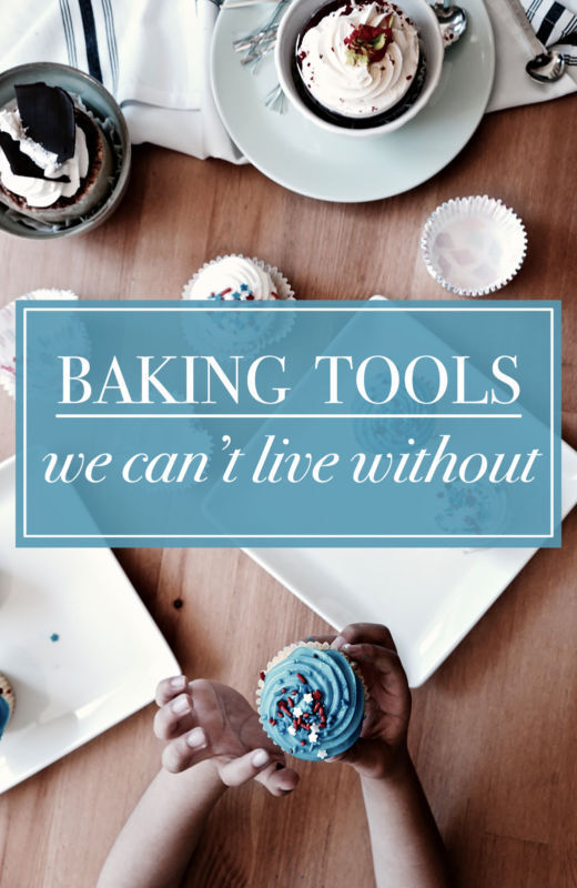 Unleash the Martha Stewart in you with these basic baking tools we simply can't live (or bake) without!