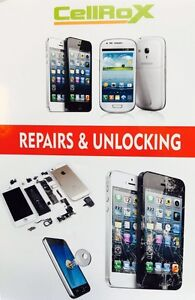 CELLROX -We Fix All SmartPhones: Iphones,Samung..For Best Prices