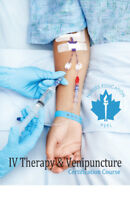 IV Therapy & Phlebotomy Certification