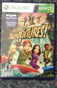 Kinect Adventures (requires Kinect to play) Xbox 360