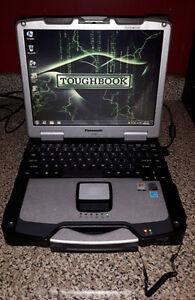 Panasonic CF-30 MK3 Toughbook/GPS/WIFI/4GB RAM/500G HD/BT/WWAN