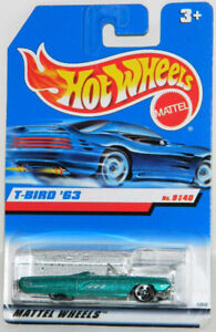 Hot Wheels 1/64 '63 T-Bird Diecast Car