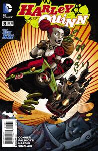 HARLEY QUINN #8 BATMAN 75TH ANNIVERSARY VARIANT COVER