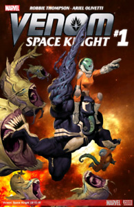 Venom spaceknight comics 1-10