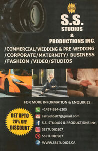 Promotional Offer for Wedding photography