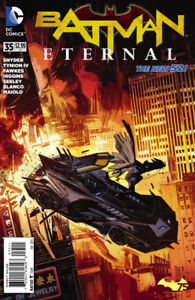 Batman Eternal #'s 35-52 $50 OR Best Offer