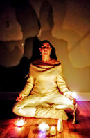 CANDLE LIT REFRESH AND RENEW GENTLE YOGA WORKSHOP AT MYSTIC MOON