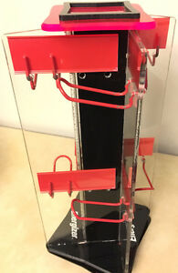 ENERGIZER ROTATING DISPLAY STAND DESCRIPTION This beautiful stan
