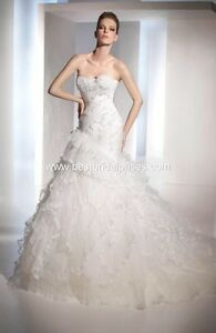 Pronovias/ san patrick wedding dress