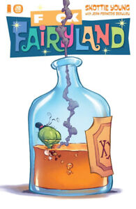 F*ck Fairyland #18 Variant ... Willing to Ship
