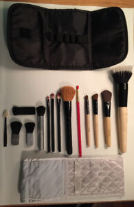 An Assortment of Makeup Brushes from my Collection
