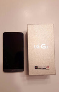 Lg G3 + case pure.gear + case/batterie powerbear