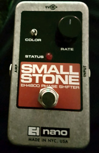 Pédale small stone eh4800 phase shifter
