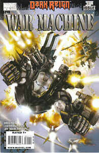 War Machine comics - First 11 issues Peterborough Peterborough Area image 1