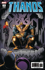 Thanos #13 2nd Print.... REDUCED PRICES!!!!