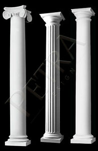 Fiberglass columns buy sell items tickets or tech in for Fiberglass interior columns
