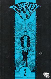 PLANETARY, Volume 2: The Fourth Man DC COMICS Warren Ellis
