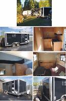 forest river trailer