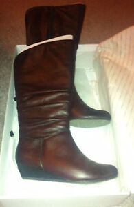 Brown Boots from Aldo