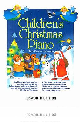 Heumann - Children's Christmas Piano - Weihnachtslieder für Klavier