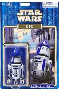 STAR WARS-figurine VINTAGE R5 D23 série DROID FACTORY
