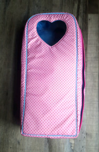 "18"" doll carrying case"