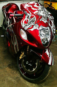 Suzuki Hayabusa 1300 Stage 2 Turbo