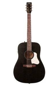 Art & Lutherie Americana Acoustic Guitar - Faded Black