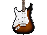 Squier Affinity Strat Left Hand Sunburst NEW LOCAL PICKUP ONLY