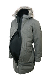BellyFit Zip-in Jacket Extender + Fleece Warmth Layer