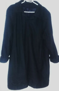 Plus Size Women's Coat - 1X