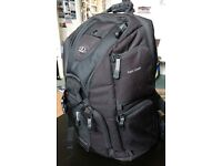 Tamrac Evolution 8 Sling Backpack Bag for Camera/Camcorder - Black