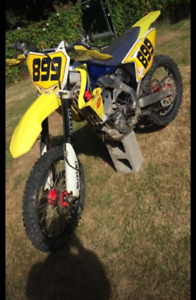 450 RMZ fuel injected