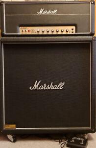 "Like New Slash Marshall AFD-100 + Marshall 4x12"" Greenbacks Cab"