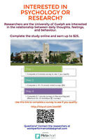 Participate in Online Psychology Study for Cash!