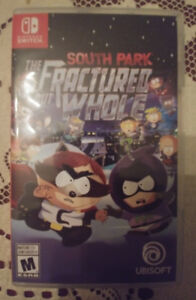 Fractured But Whole (Switch, Previously Played) - $50.00 OBO
