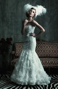 Wedding Dress - Allure Couture