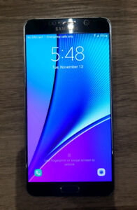 Samsung Note 5 64GB for sale