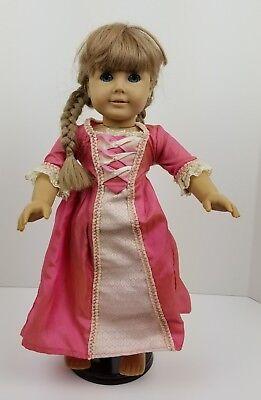 Pleasant Company 2011 American Girl Doll Blue Eyes