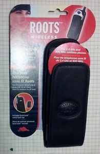 Roots Cordless Phone Pouch