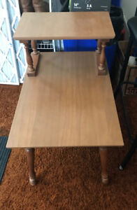 end table $12