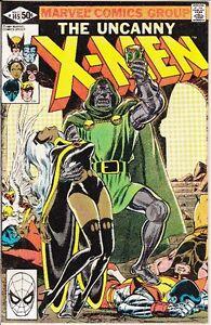 X-Men Comic Books