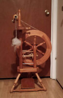 Spinning Wheel Handcrafted in New Zealand