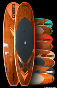 Vendetta Bamboo Stand Up Paddle Board (SUP paddle board)